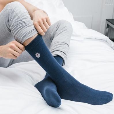 La Vendée - Blue socks