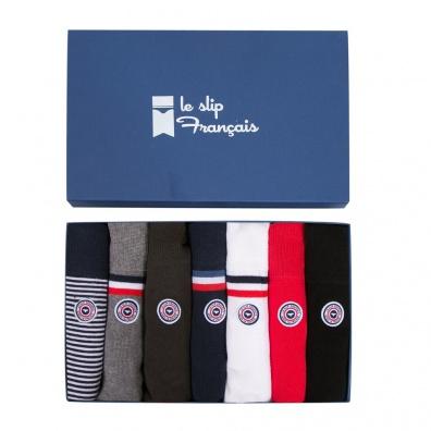 Les Lucas semainier - 7 pack socks