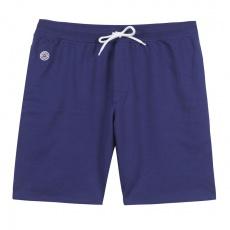 Le Henry - Blue Duffle short