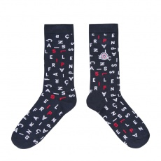 Les Lucas - Crossword puzzle socks