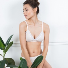 La Augustine - Light pink Bra