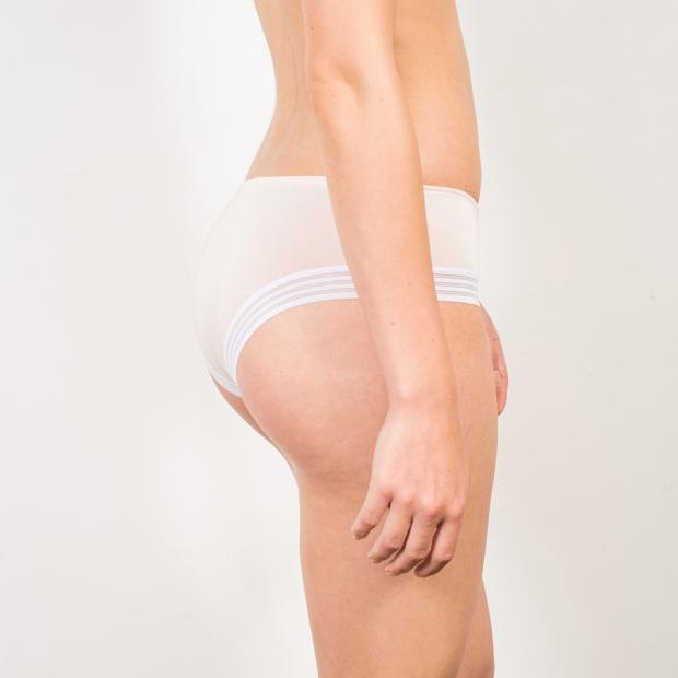 La Armelle rose pâle - Panties