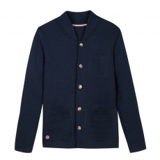 Le Eloi - Blue stitch jacket