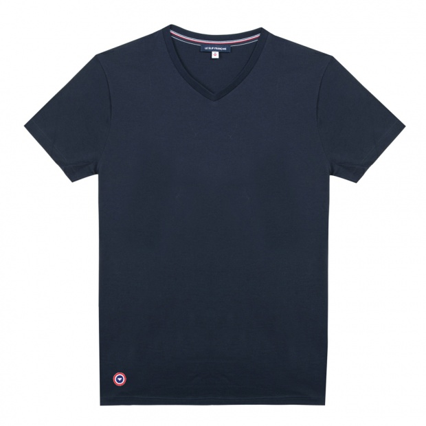 Le Pierre - Navy t-shirt