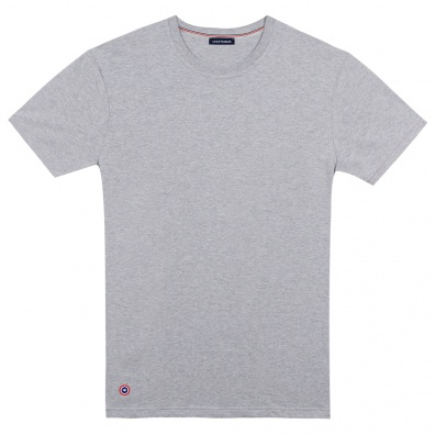 Le Clint - Grey marle t-shirt