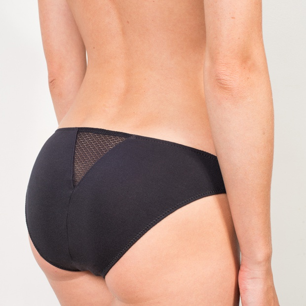 La Zaza noire - Black Panties