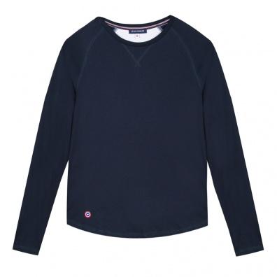 Le Bobby navy - T-shirt raglan navy
