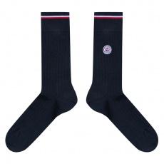 Les Nessy - Blue scottish thread socks
