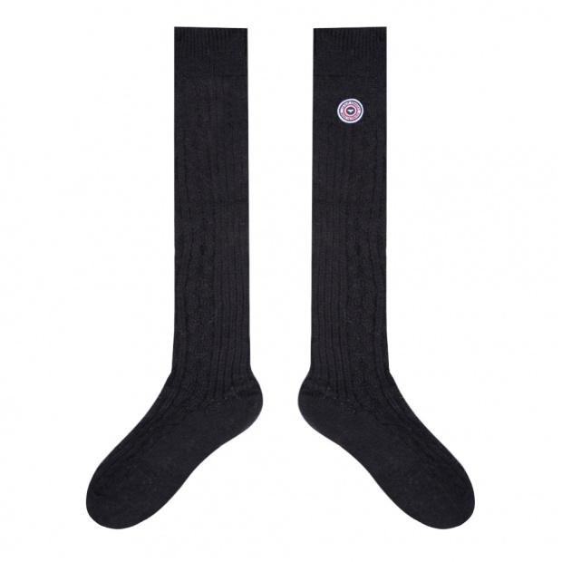 Les albert navy - High socks navy blue