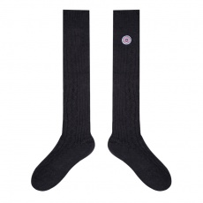 Les albert navy - High socks navy blue
