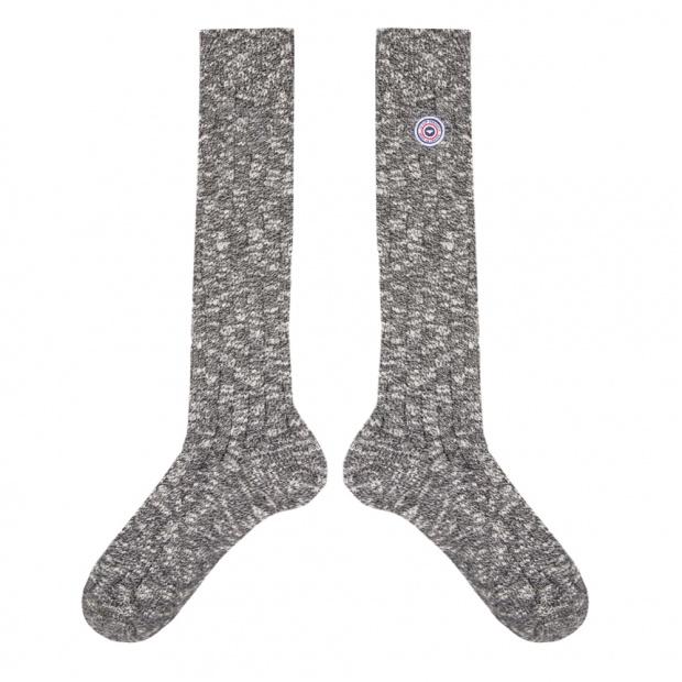 Les Alfred Grey - Grey socks