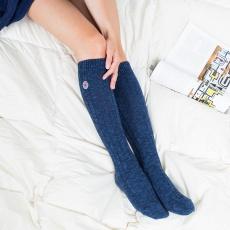 les alfred blue - blue socks