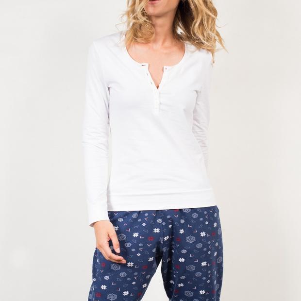 La Odile - White T-shirt