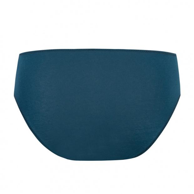 La Chloé - Peacock blue Panties