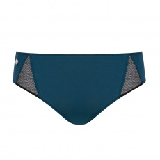 La Chloé - Peacock blue Panties