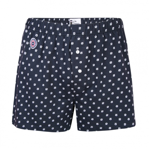 Le Fredo Camille - Jersey Printed Boxershorts