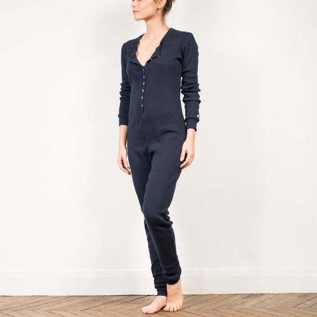 La Johanna - Navy blue overall
