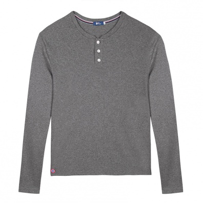 Le Norbert - Grey shirt