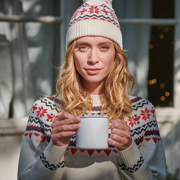 Le Claude et Les Noël Duo - Duo bonnet et gants de noël