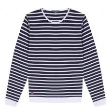Le Marin - Blue striped shirt