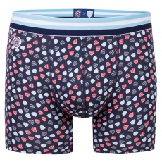 Le Michel R92 - Long boxer brief with pattern