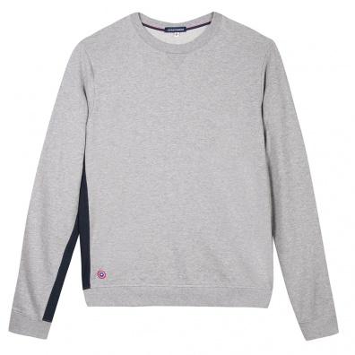 Le Basile - Grey sweat-shirt